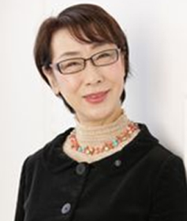 Representative Director Rie Tokuda